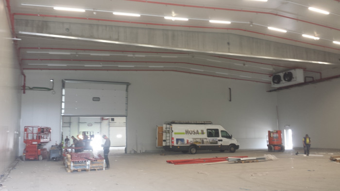 ECS Warehouse A'