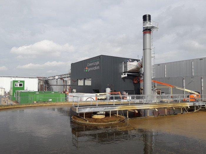 GreenLogix Cogeneration