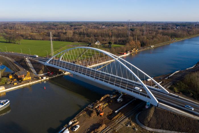 Bruggen Albertkanaal