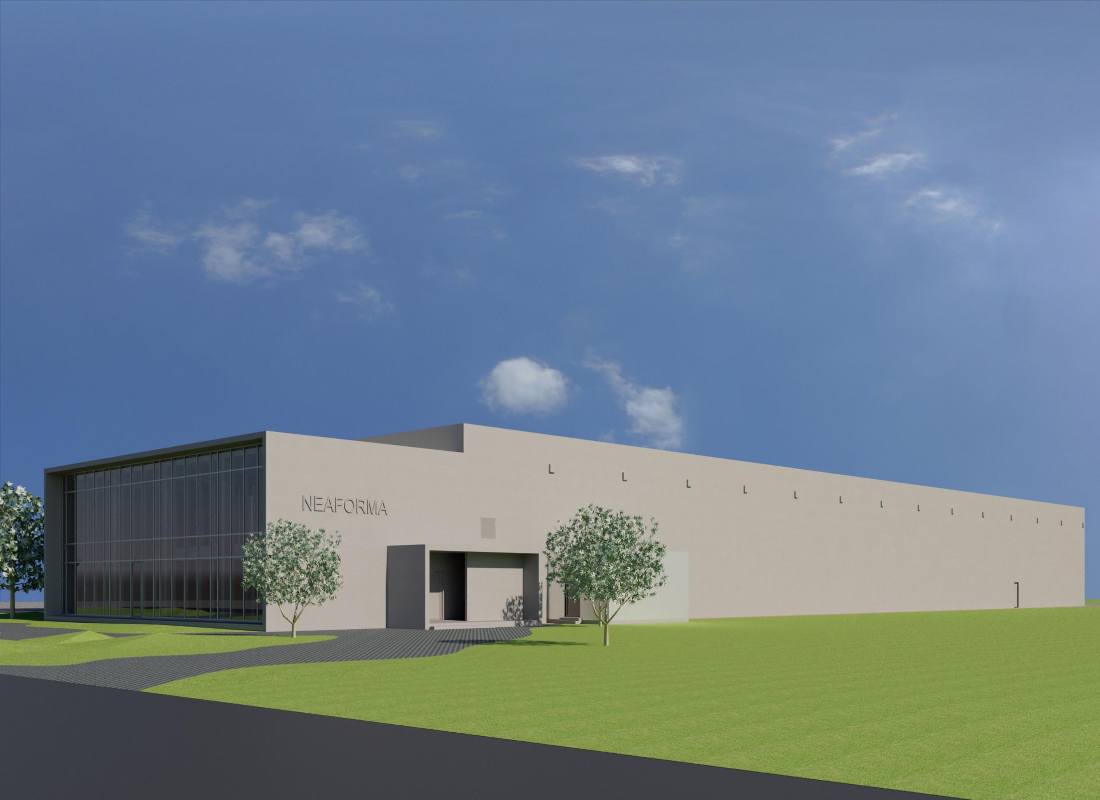 Uniek aanspreekpunt bij ontwerp nieuw bedrijfsgebouw levert Neaforma (Orac) tijdwinst op