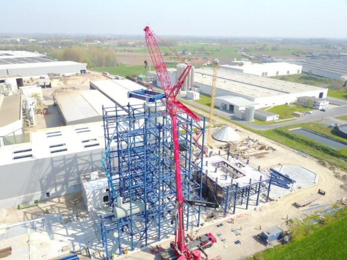 A&U Energie zorgt voor groene stroom en groene warmte in Wielsbeke