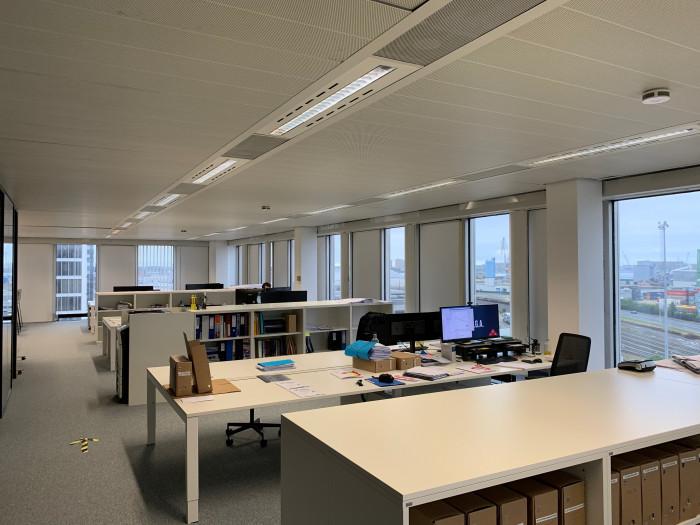 Studiebureel Stranger op nieuwe locatie in Antwerpen