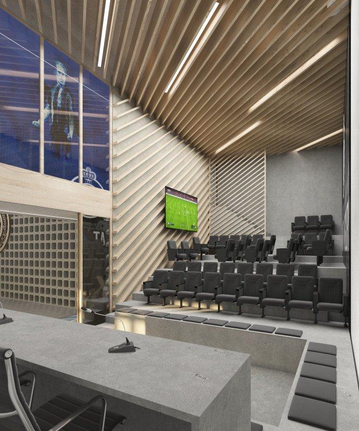 Club Brugge bouwt hypermodern trainingscomplex in Westkapelle