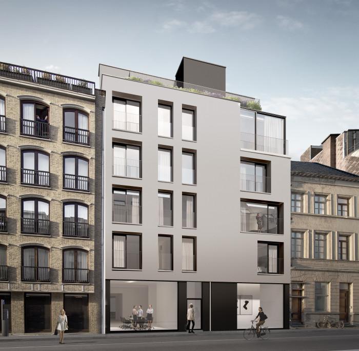 Beperkte ruimte en stabiliteit verzoenen bij uitbreiding Parkhotel
