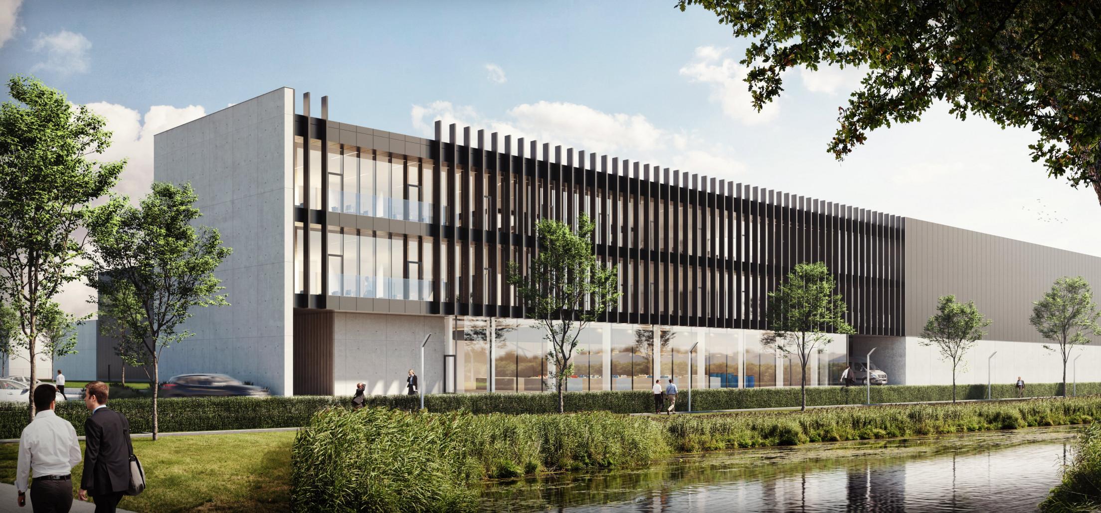 Linum Group centraliseert activiteiten op Kortrijk-Noord