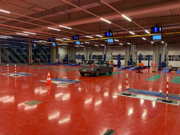 Het modernste autokeuringsstation van West-Vlaanderen staat in Zwevegem