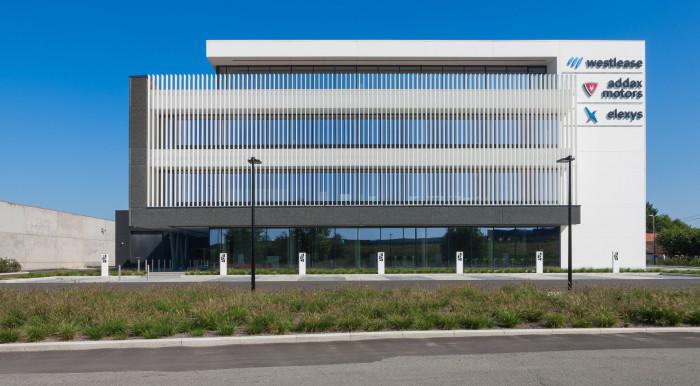 Blue Oak groepeert familiale bedrijven langs E17 in Deerlijk
