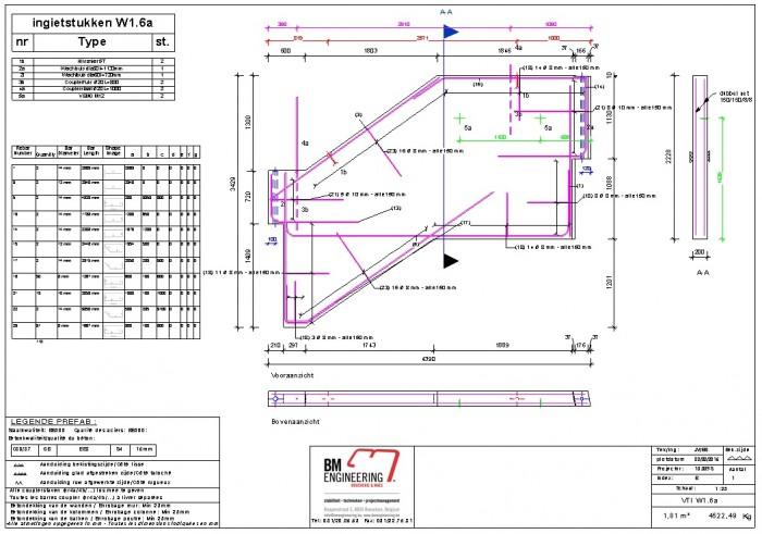 BIM zorgt voor groei van prefab binnen BM Engineering