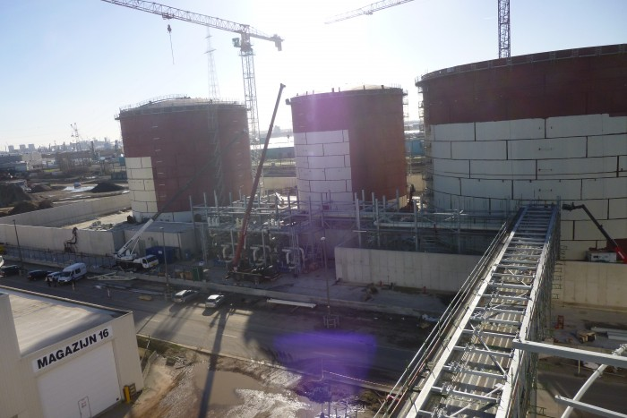 SEA-invest verdubbelt capaciteit van tankterminal in Antwerpse haven