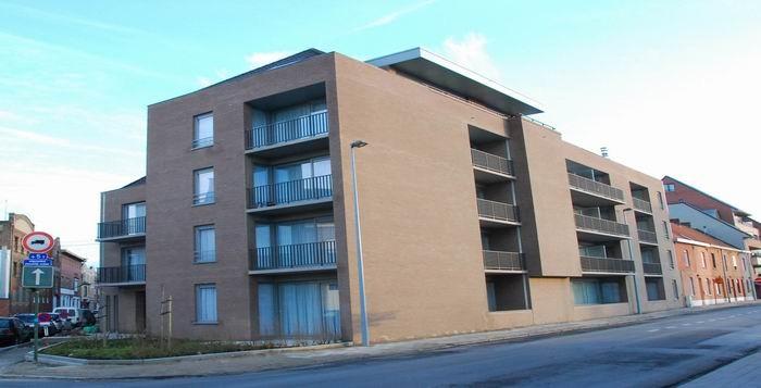 Appartementen ' De Mandel ' : Mariastraat