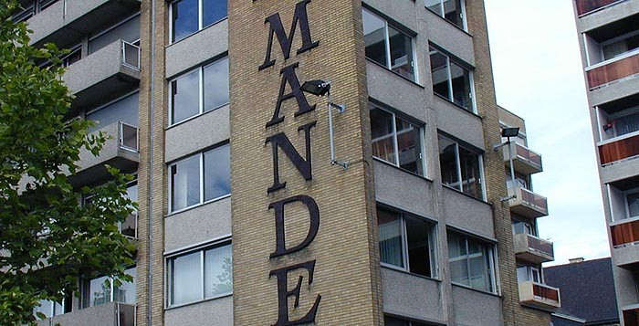 Appartementen De Mandel