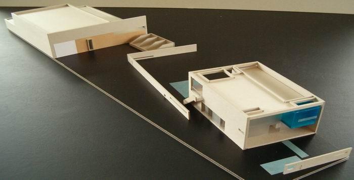 bouwen van een woning + atelier