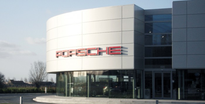 Porsche Centre Geeraerd