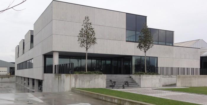 Donck uitbreiding bedrijfsgebouw