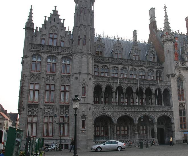 Postgebouw Brugge