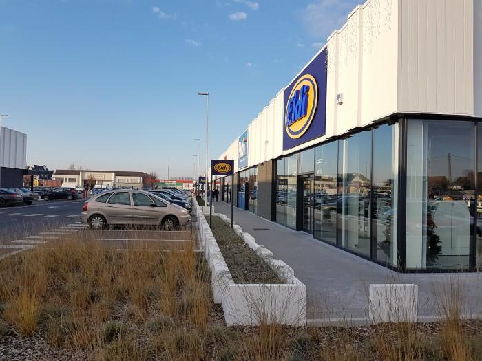 Duurzame ontwikkeling winkelsite levert Redevco BREEAM-label