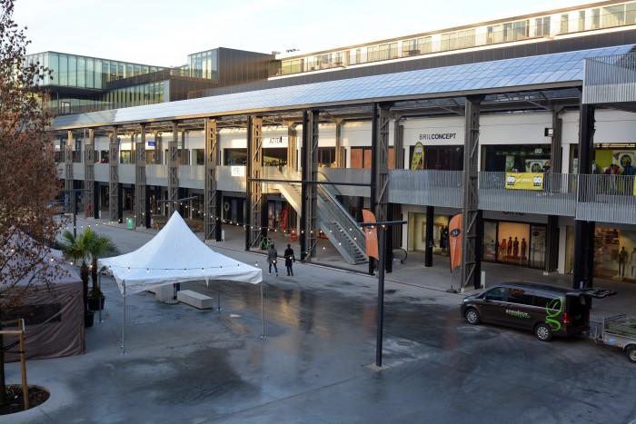 Dok Noord blaast nieuw leven in Gentse ACEC-site