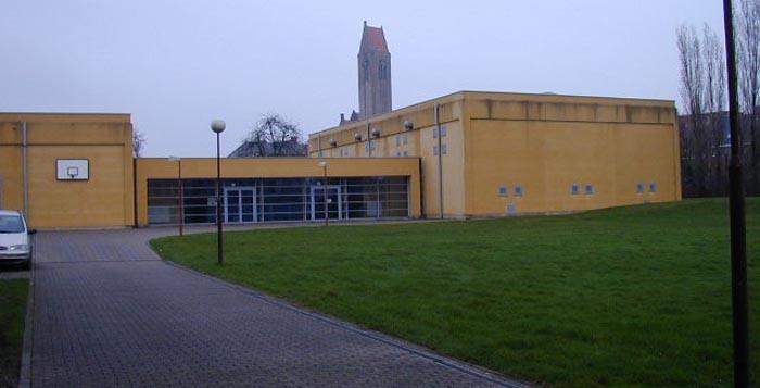 Sportzaal en Ateliers K.A. Tielt