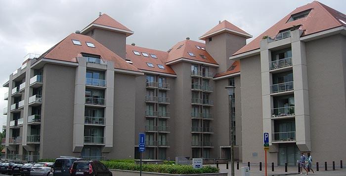 Appartementsgebouw Bernardus