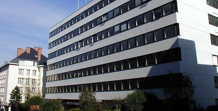 Herinrichten kantoorgebouw