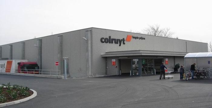 Colruyt Winkels
