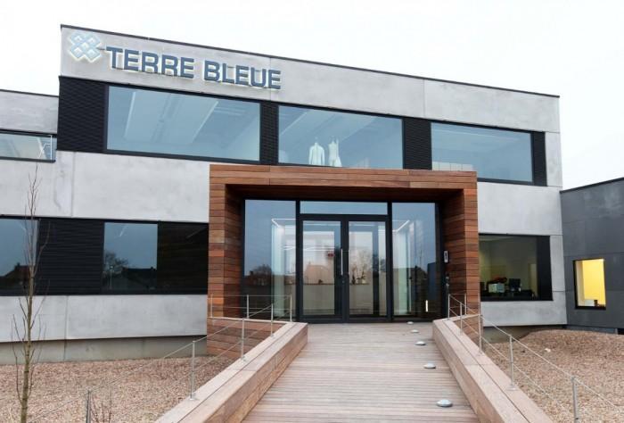 Terre Blue kantoor