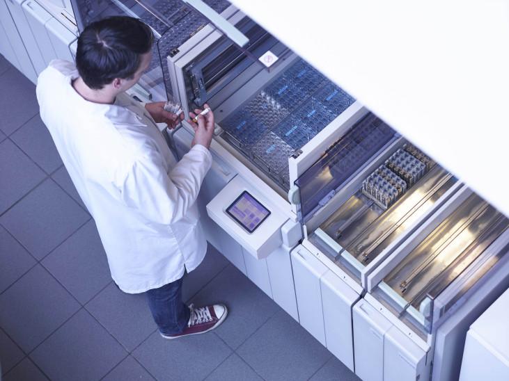 Medisch Labo Bruyland is een hoog technologisch, sterk geautomatiseerd en...