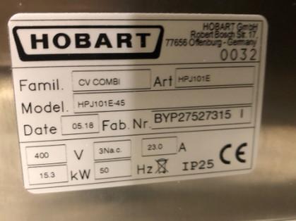 HOBART staat synoniem voor hoge kwaliteit alsook economische en innovatieve technologie in de de...