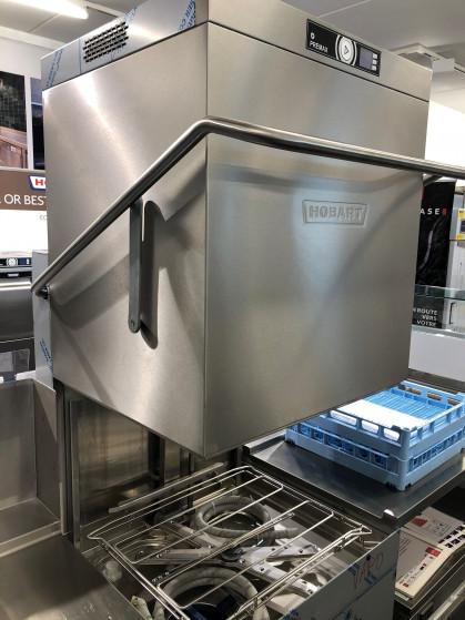 Premium doorschuif vaatwasmachine met extra brede XL waskamer die voldoet aan de hoogste eisen...