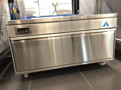 Toepassingen Bulkopslag op het gebruikspunt in de kooklijnOntworpen voor zware...