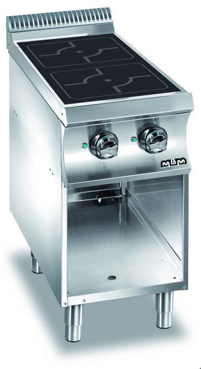 Inductie Voor een ultramodern kooksysteem waarin hoge prestaties worden gecombineerd met...