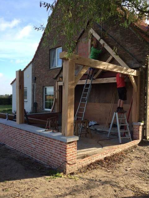 Opbouw eiken bijgebouw - Cocquyt E&K in samenwerking met Cornelis Hout - 1.jpg