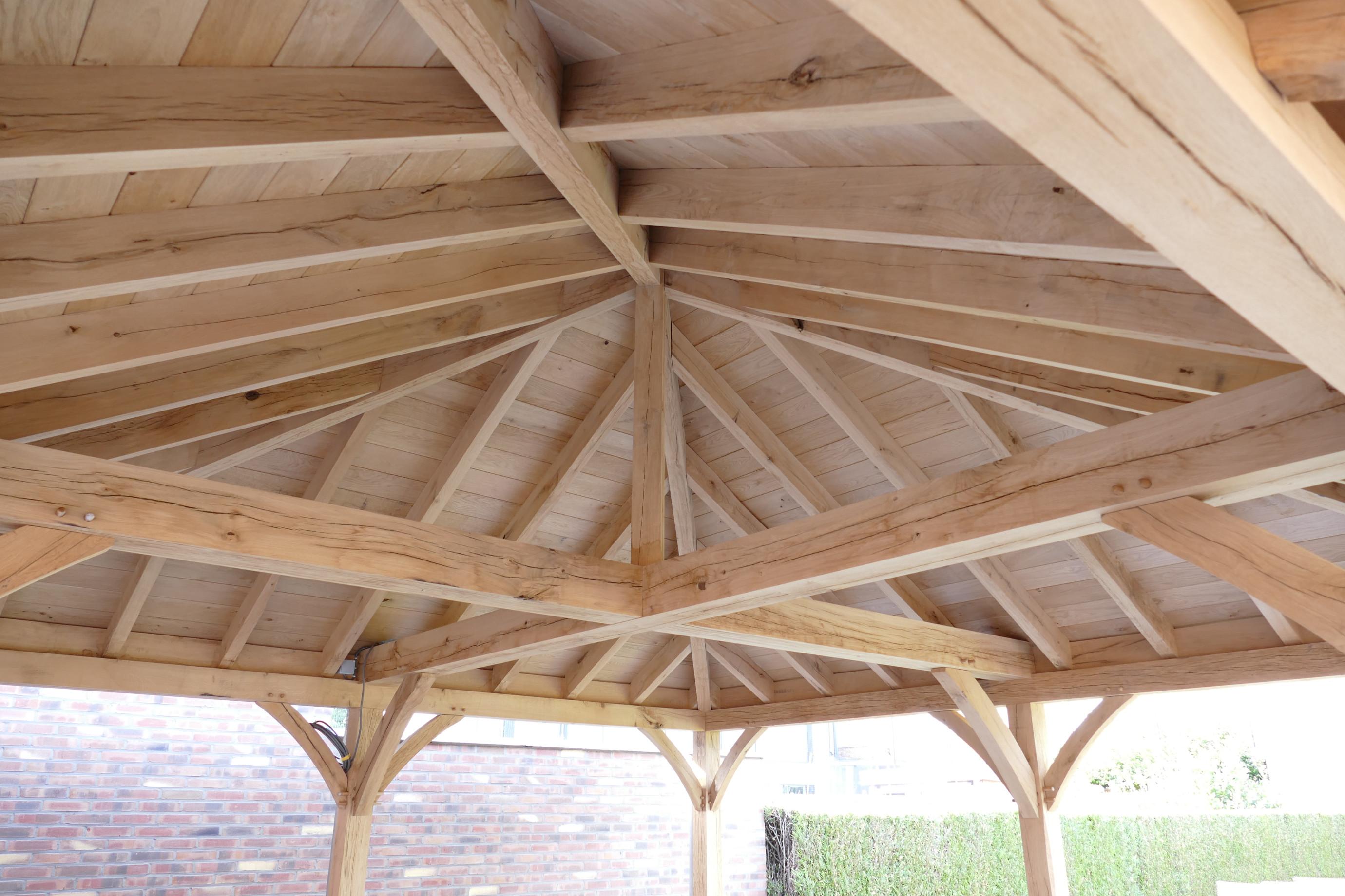 Eiken dak structuur - Cornelis Hout.jpg