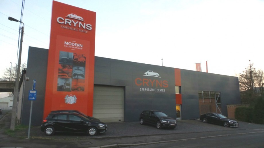 Carrosserie Liège - Cryns Carrosserie Center