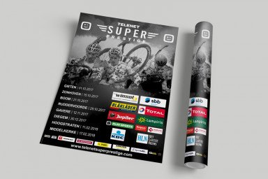 Affiche Super Prestige