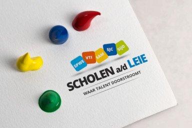 Logo Scholen aan de Leie