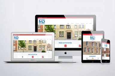 Website Maartendutry.be