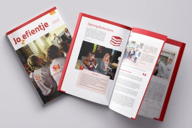 Schoolmagazine Jozefientje
