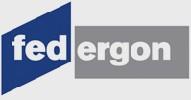 Logo Federgon Grijze achtergrond