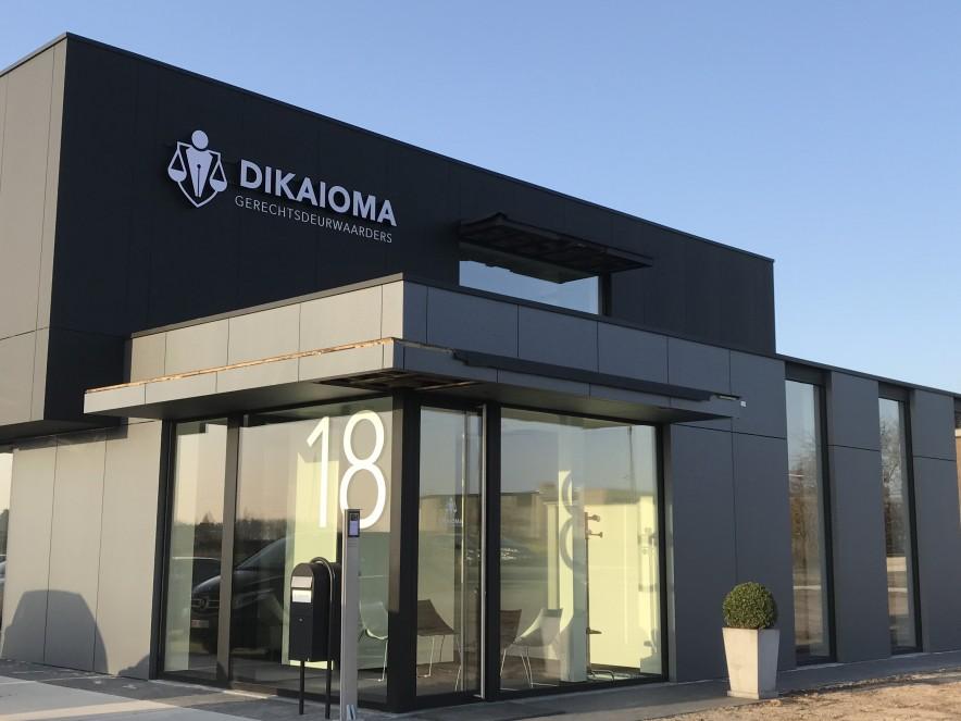 Nieuwe kantoren Dikaioma
