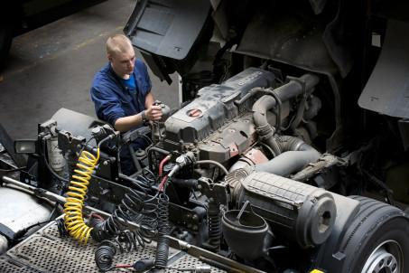 Eeckhout Cardoen Garage Camion Entretien et réparation