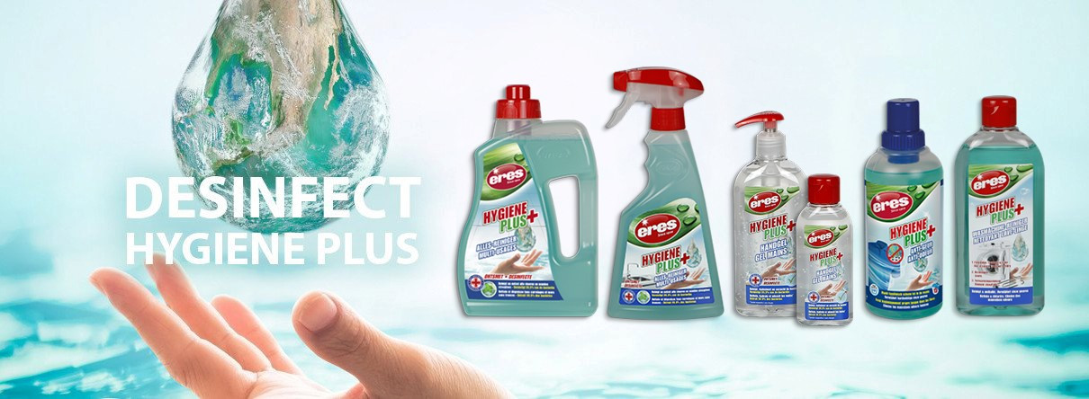 Desinfect / Hygiene Plus