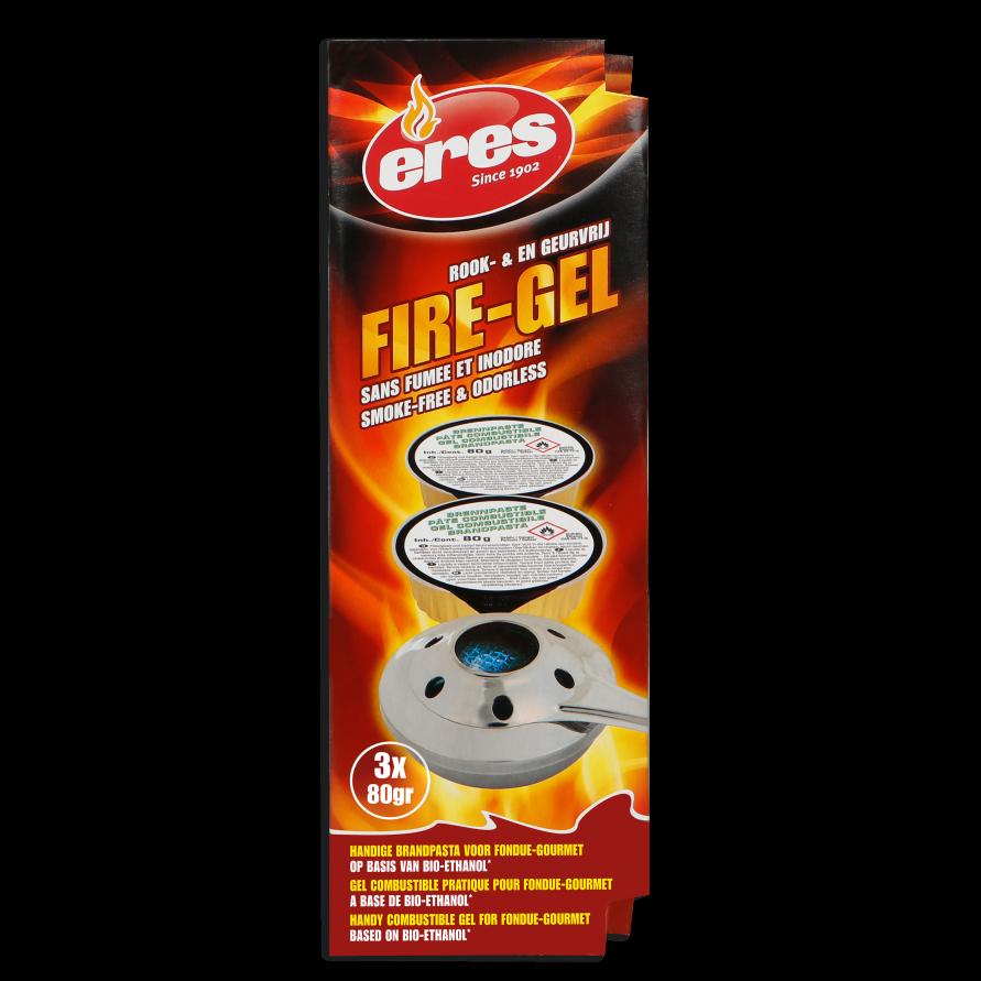 FIRE-GEL coupelles (par 3)