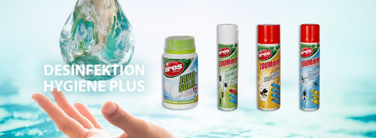 Desinfektion & Hygiene Plus