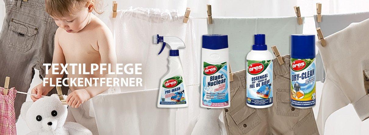 Textilpflege & Fleckentferner