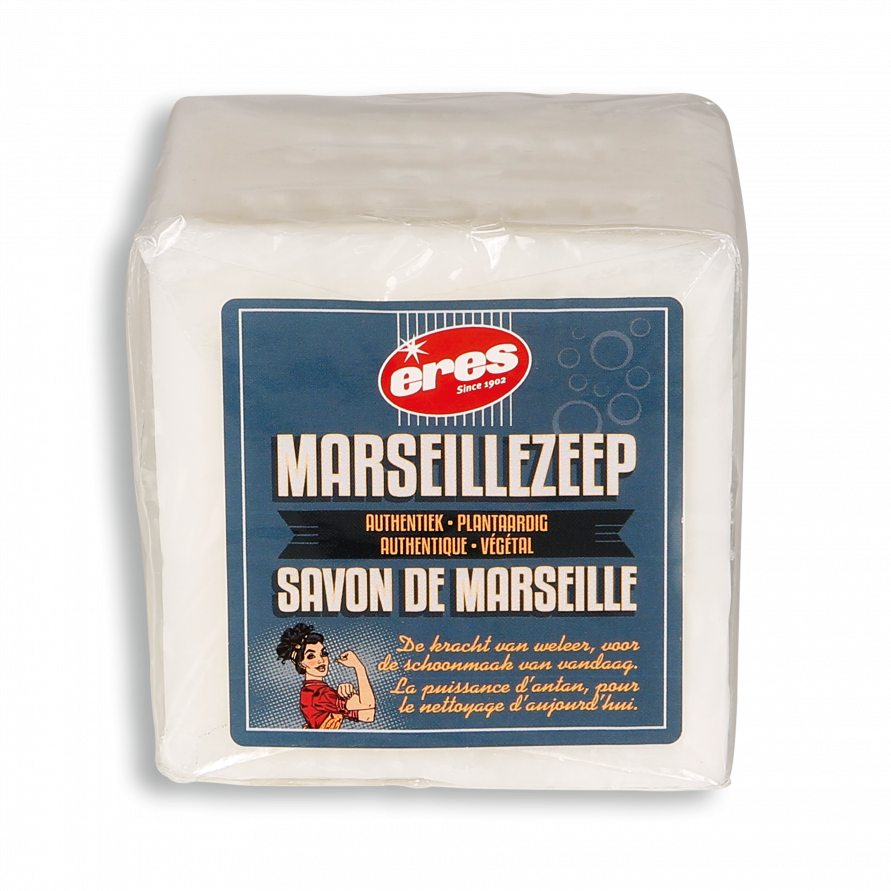 MARSEILLE WHITE SOAP