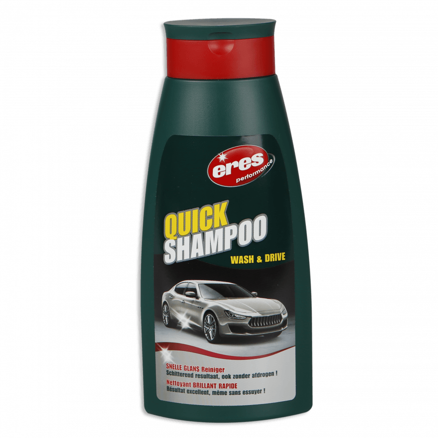 QUICK SHAMPOO - Wash & Drive