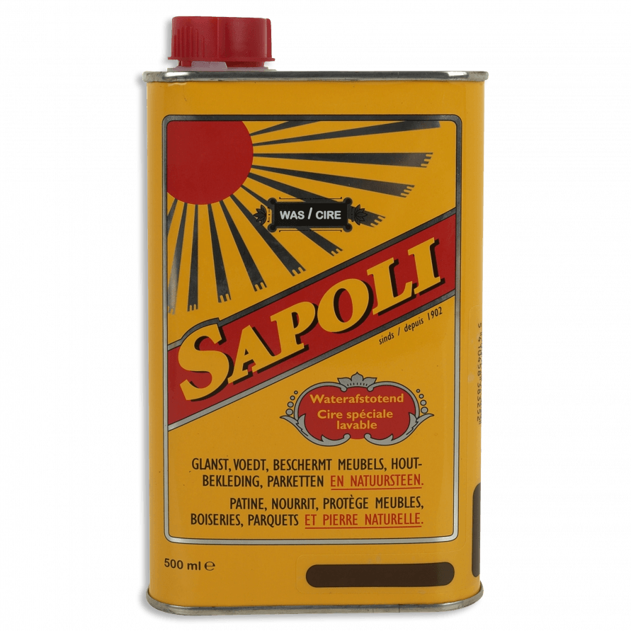 SAPOLI BROWN WASHABLE SPECIAL WAX