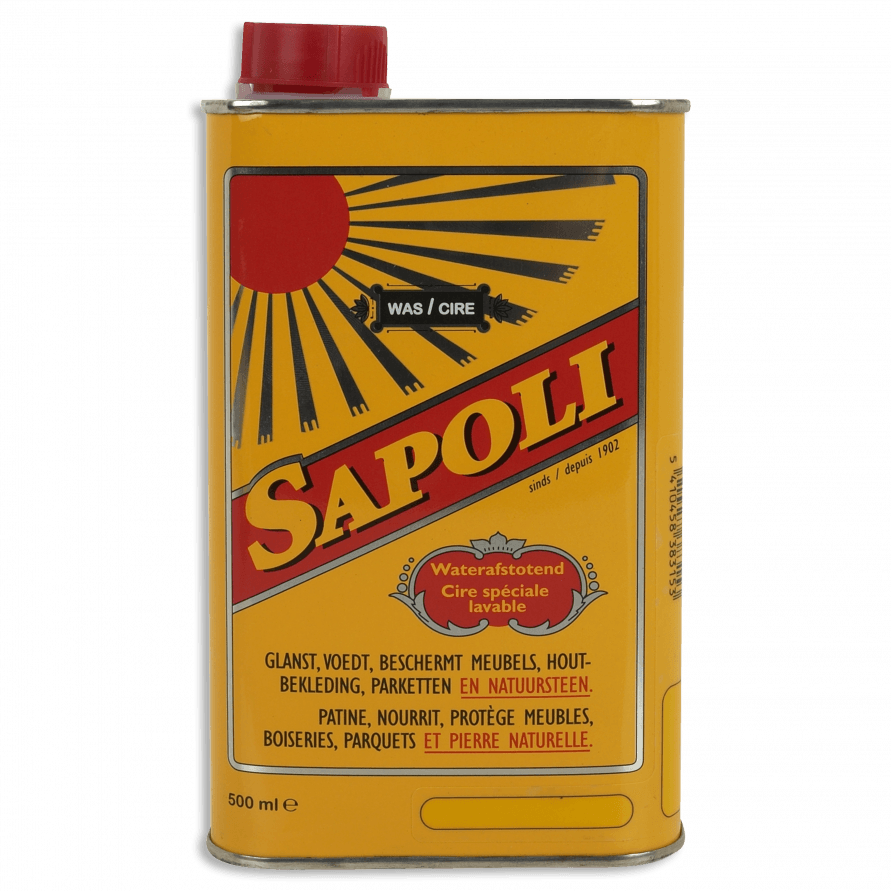 SAPOLI YELLOW WASHABLE SPECIAL WAX