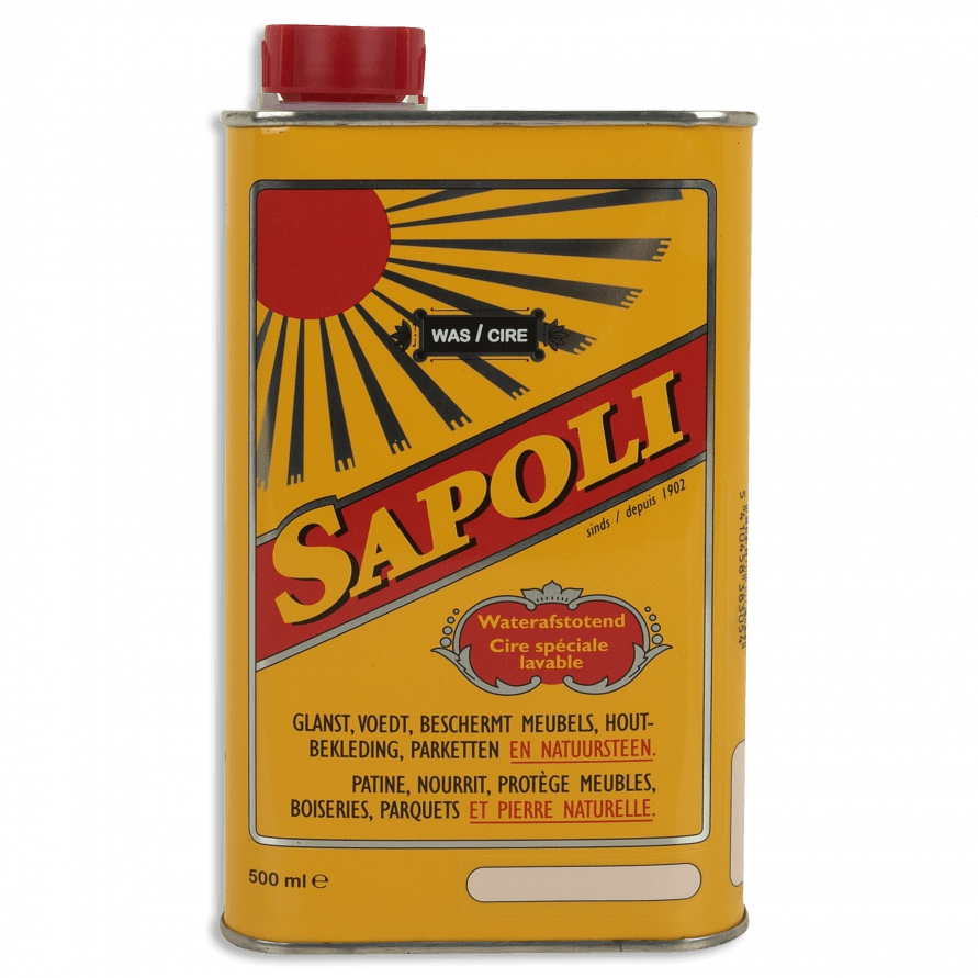 SAPOLI CIRE Lavable BLANC
